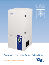 Brochure laser fume extraction solutions
