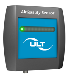 air quality sensor supporting welding fume extraction